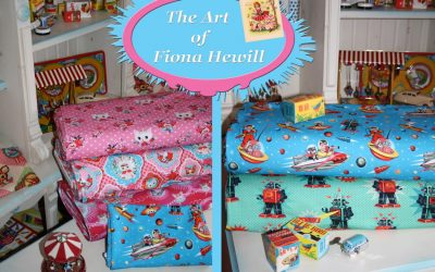 The Art of Fiona Hewill!